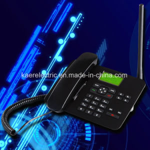 2g Black Phone Housing Fixed Wireless Phone pictures & photos