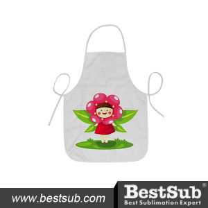 Bestsub Sublimation Printed Polyester Apron (BWQ04) pictures & photos