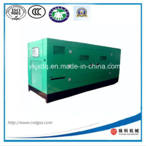 100kw/125kVA Power Silent Generator with Weichai Engine pictures & photos