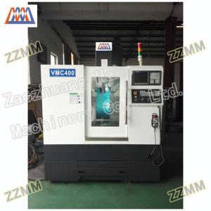 4 Axis Mini CNC Milling Machine Vertical Machine Center pictures & photos