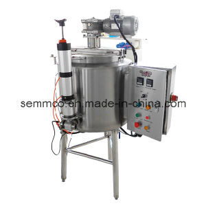 Twg Series Stainless Steel Stable Auto Batch Tempering Tank
