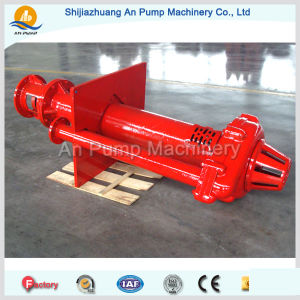 Centrifugal Vertical Sump Slurry Pump pictures & photos