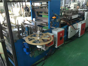 Used High Quality Non Woven Bag Forming Machine in Sale pictures & photos