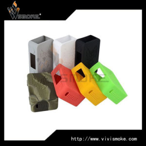 2016 Hotsale Colorful Snowwolf Mini 75W Silicone Case pictures & photos