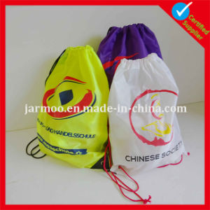 Cheap Nylon Drawstring Bag pictures & photos