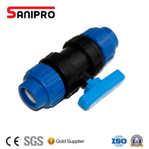 PP Pipe Fitting Valve PP True Union Ball Valve pictures & photos