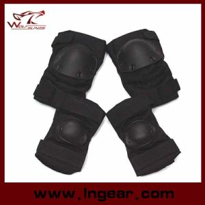Military Swat Special Force Combat Knee Elbow Pads Sets pictures & photos