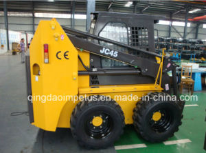Supply Chinese Skid Steer Loader Jc45 with Open Cabin pictures & photos