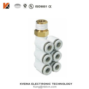 Pneumatic Fittings Kvn Cylinder pictures & photos