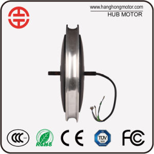 16inch BLDC Hub Motor for Uniycle Balancing Car pictures & photos