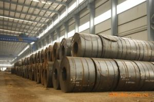 Q235 Grade Hot Rolled Chequered Steel Coil pictures & photos