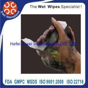 Industry Wet Wipes for Workshop and DIY Use pictures & photos