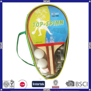 Cheap Price OEM Made in China Cheap Price Poplar Table Tennis Racket pictures & photos