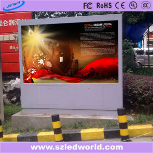 P16 Outdoor Full Color Fixed Advertising Pretoria Electronic Bilboard Advertising pictures & photos