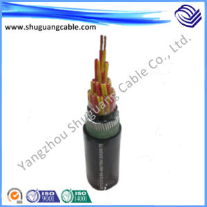 Fire Resistant Fireproof XLPE Insulated PVC Sheathed Armored Screened Instrument Computer Cable pictures & photos
