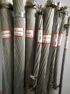 AAAC Conductor ASTM B399 Bare Aluminium Alloy 6201 with Grease pictures & photos