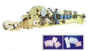 The Good Capability Sanitary Napkin Making Machine pictures & photos