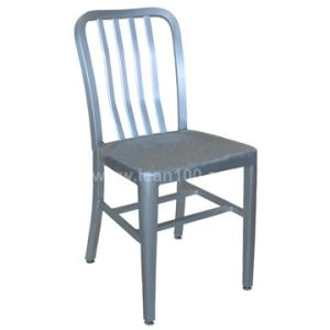 Commercial Restaurant Aluminum/Alloy Navy Dining Chair (DC-06101) pictures & photos