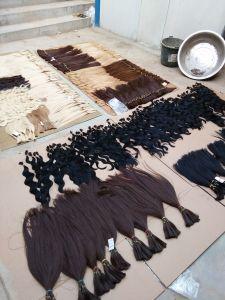 Ce Certificated Silk Base Natural European Hair Hair Replacement