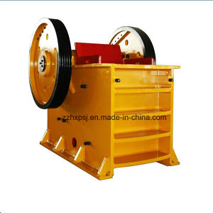 Rock Gold Ore Jaw Crushing Machine/Jaw Crusher pictures & photos