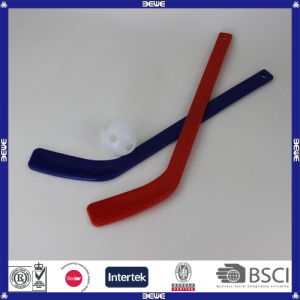 China Made Customized Cheap Plastic Hockey Stick pictures & photos