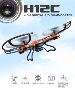 H12c 4CH 2.4G 6-Axis Gyro RTF RC Quadrocopter Drone pictures & photos