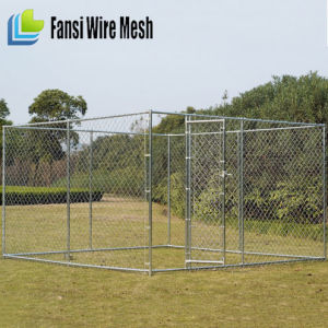 Heavy Duty Durable Black Finish Dog Kennels for Sale pictures & photos