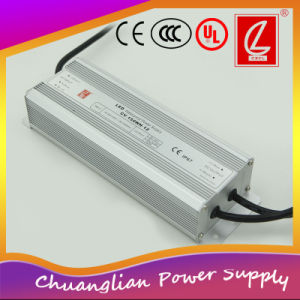 150W IP67 Aluminum Case Hi-Efficiency LED Driver for Lighting