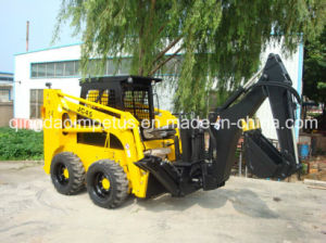High Quality Skid Steer Loader Rated Loading Capacity 700kg Jc45 pictures & photos