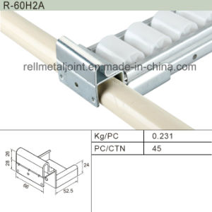 Roller Mounting Bracket / Tab Stop for Pipe Racking System (R-60H2A) pictures & photos