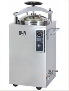 Vertical Autoclave with Pressure and Steam for Sale