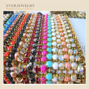 Wholesale Gold Rhineston Cup Ankle Chain pictures & photos