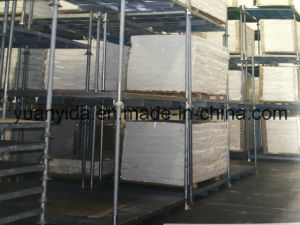 Flexible Storage Hot Galvanized Mobile Steel Rack Pallets pictures & photos