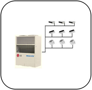 LG Multi-Split Air Conditioning (R410A, 50Hz)