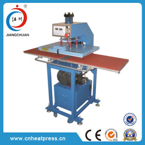 Made in China Textile Heat Transfer Press Lowest Price T-Shirt Heat Press Machine
