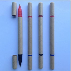 Paper Ballpoint Pen for Promotion (E1007) pictures & photos