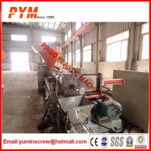 Complete Line Plastic Pelletizer Machine pictures & photos