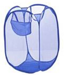 Collapsible Laundry Bag Mesh Laundry Bag pictures & photos