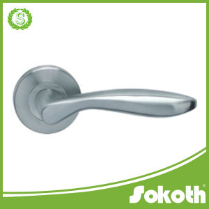 Ss Stainless Steel 201/304/316 Lever Door Handle/ Door Lock 24 pictures & photos