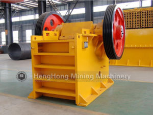 Jaw Crusher for Gulch Gold Sand, Stone, Cement, Quarz Sand, Ore Crushing pictures & photos