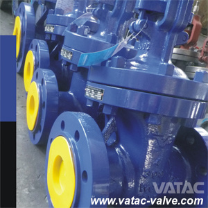 Rising Stem Cast Gate Valve Supplier pictures & photos