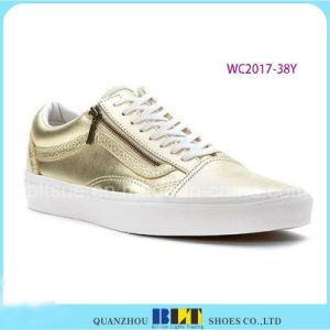 Hot Sale Student Skate Style Shoes pictures & photos