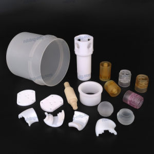 CNC Turning Machining PC Part Misty Lampshade pictures & photos
