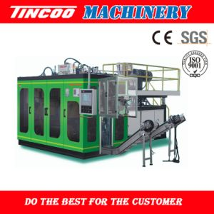 Fully-Automatic Extrusion Blow Moulding Machine Dh-Qk100 pictures & photos
