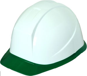 ABS Material Insulate Safety Hard Hat with CE ANSI Cert pictures & photos