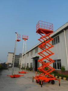 200kgs Aluminium Working Platform with Certificates pictures & photos