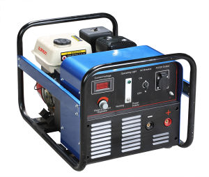 Cheap Portable Welder Generators pictures & photos
