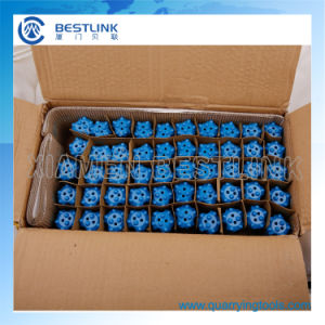 Mining Tungsten Carbides Taper Button Rock Drill Tool Bit pictures & photos