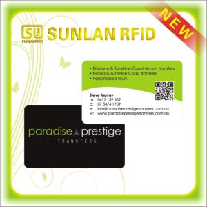 High Frequency Printable PVC RFID Contactless Smart IC Card pictures & photos
