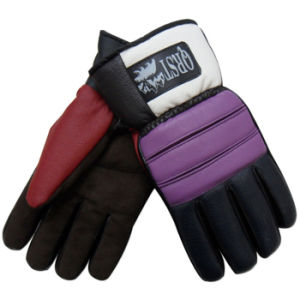 Men′s Fashion PU Leather Motorcycle Driving Gloves (YKY5028) pictures & photos